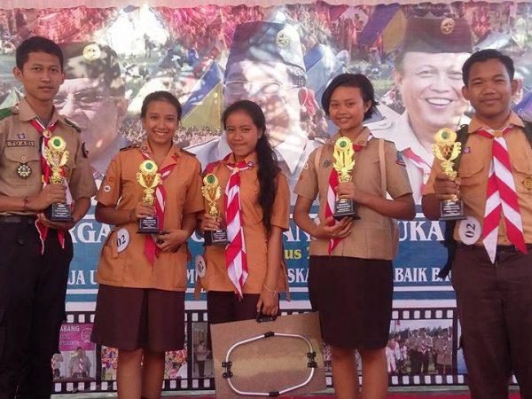 Ambalan Pandu Kunti, Salah Satu Ambalan Terbaik di Buleleng