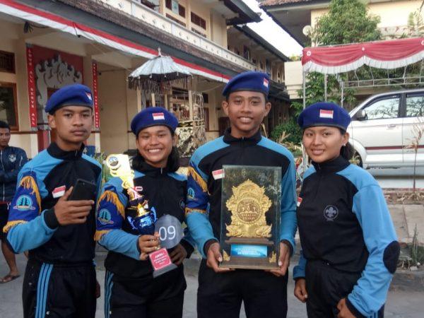 Juara I, Napak Tilas Yang Adakan SMK N 1 Singaraja