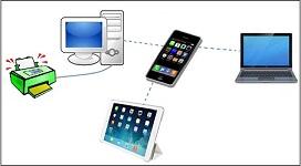 Membangun Jaringan Wireless Sederhana Dengan Memanfaatkan Smartphone Sebagai Access Point