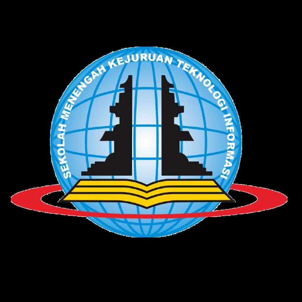 , Logo SMK TI Bali Global Singaraja