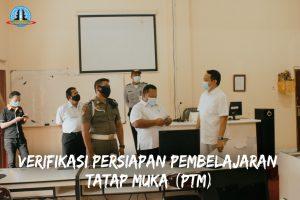 , Verifikasi Kesiapan Tatap Muka oleh Tim Satgas Covid Buleleng