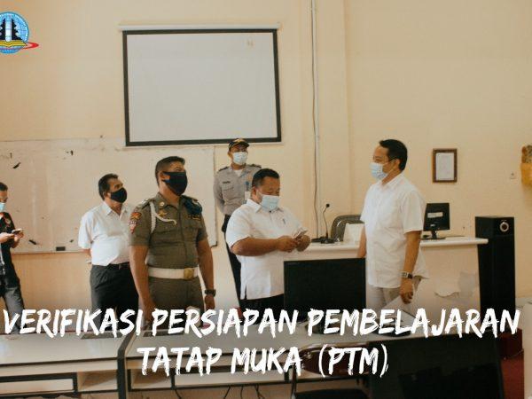Verifikasi Kesiapan Tatap Muka oleh Tim Satgas Covid Buleleng