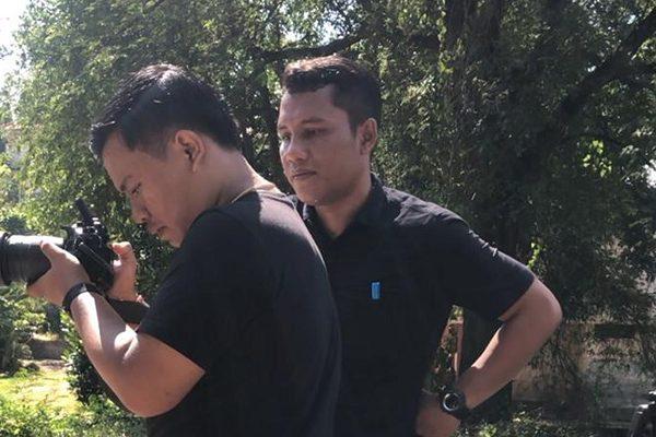 Agus Swastika aka Denpa, Videografer dan Editor Video Senam Pramuka