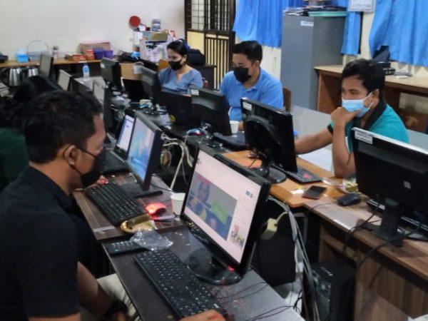 Tingkatkan Produktivitas PTK, SMK TI Menyelenggarakan Pelatihan Web Blog