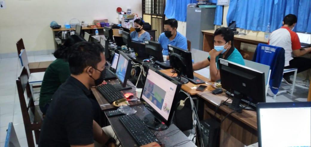 pelatihan web, Tingkatkan Produktivitas PTK, SMK TI Menyelenggarakan Pelatihan Web Blog